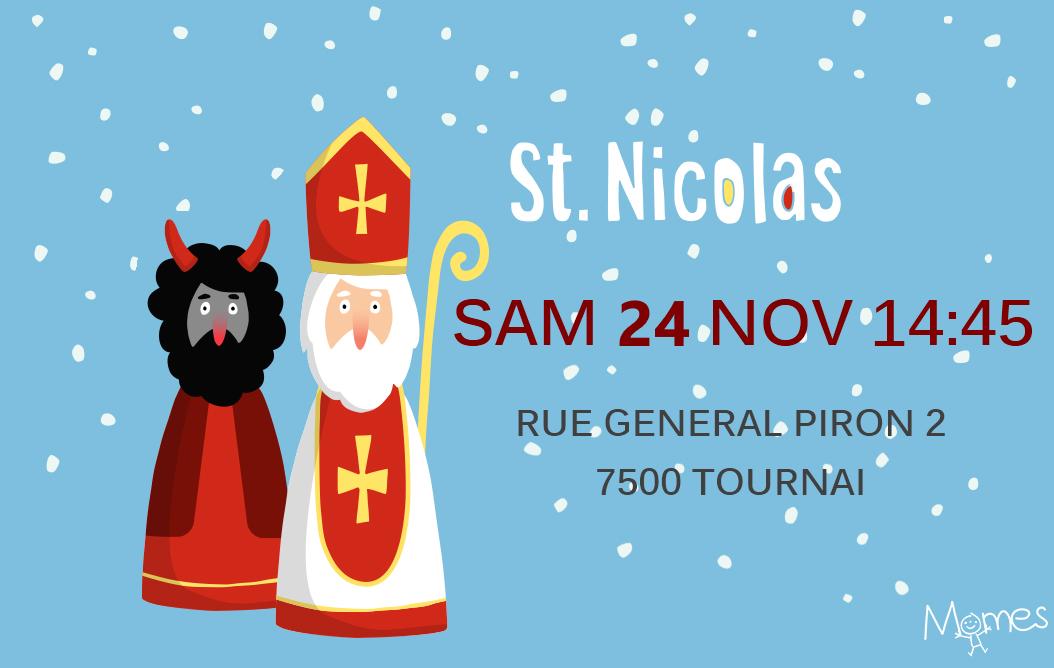 Fête de la St. Nicolas